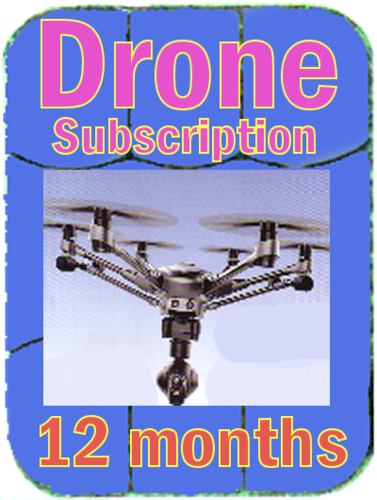 Drone Subscription 12 months