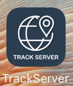 iOS App TrackServer